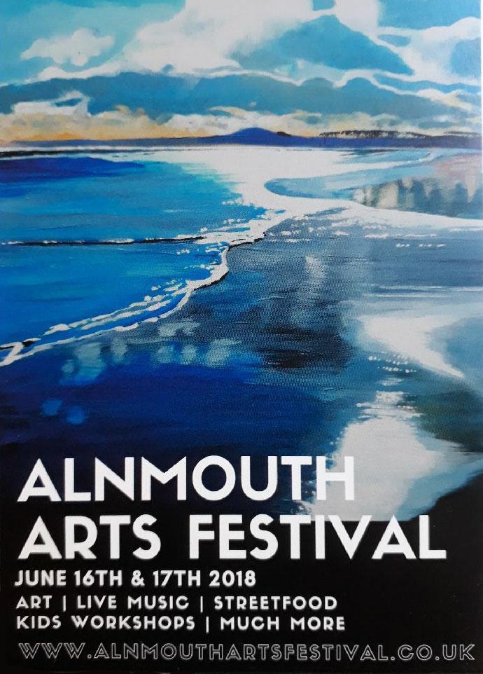 Alnmouth arts festival 2018